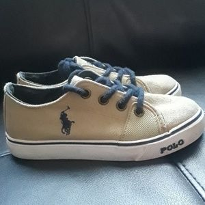 Boys Polo by Ralph Lauren sz 8 1/2c